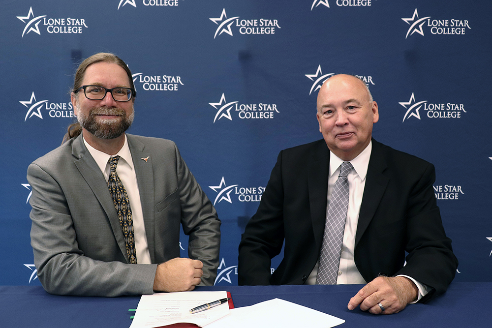 PETEX® and Lone Star College launch collaborative relationship