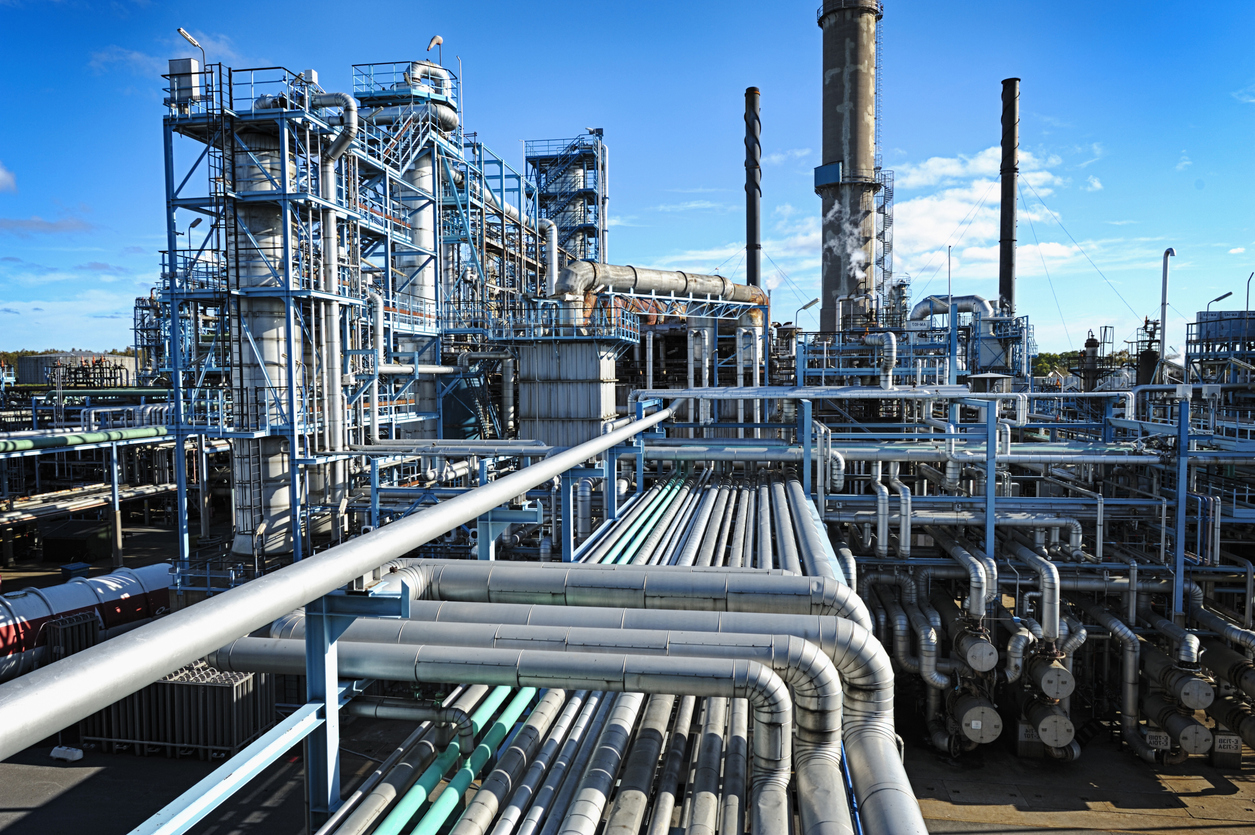 Material Loss Control in Refineries and Petrochemical Plants